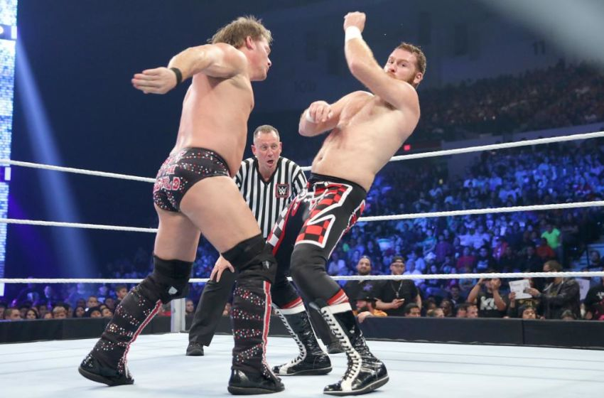 Chris Jericho, Sami Zayn, Clash Of Champions
