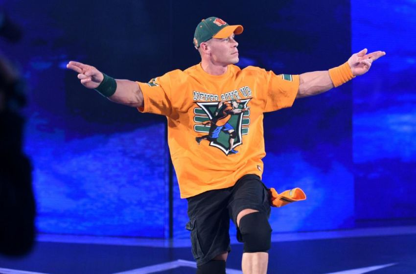 Wwe rumors john cena not back full time