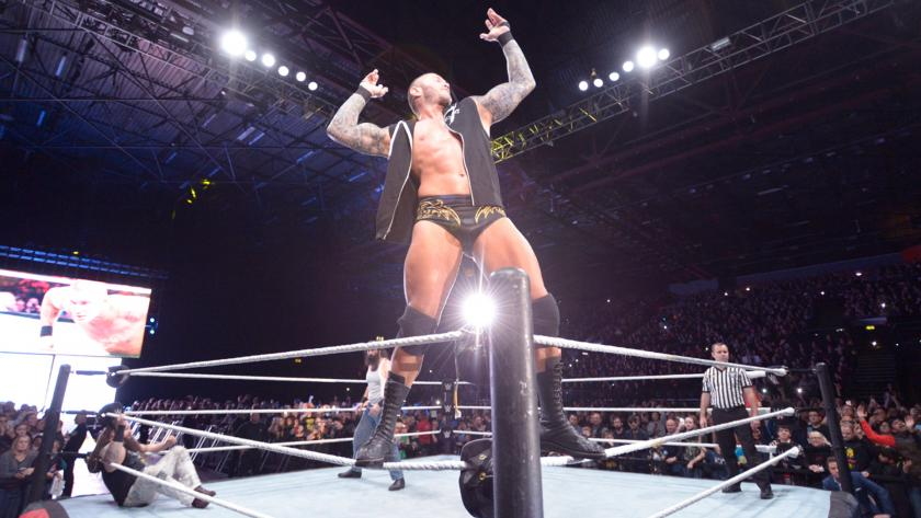 Randy Orton ficará fora de eventos ao vivo até o fim de Dezembro