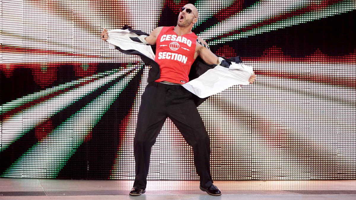 Cesaro Money in Bank