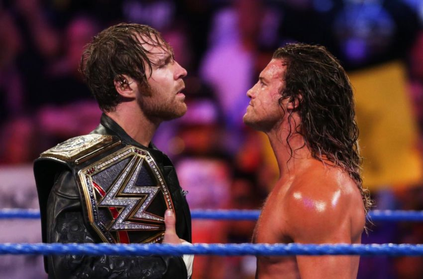 Image result for wwe Stare down