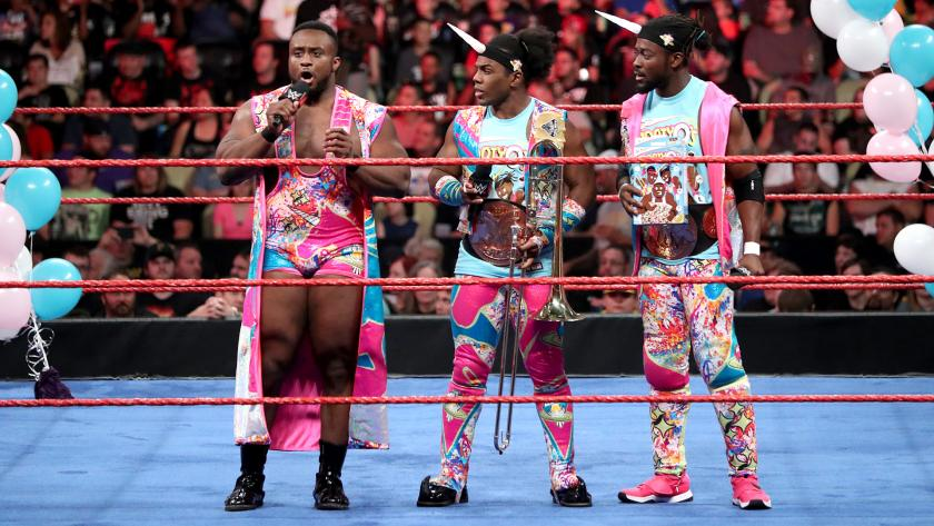 New Day Raw