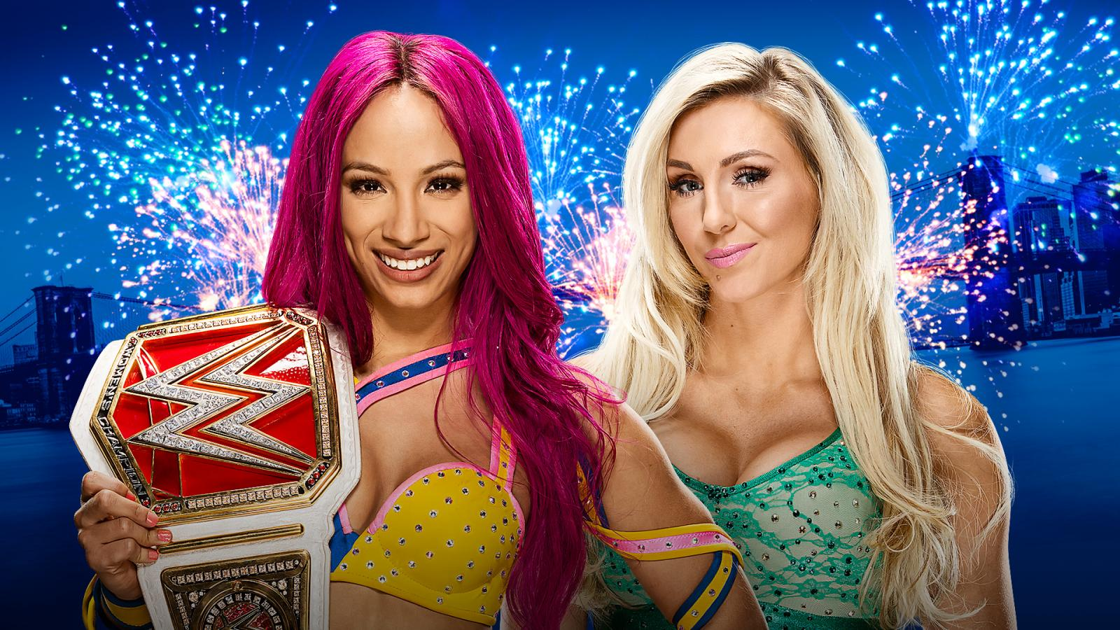 Wwe summerslam 2016 sasha banks vs charlotte rematch set