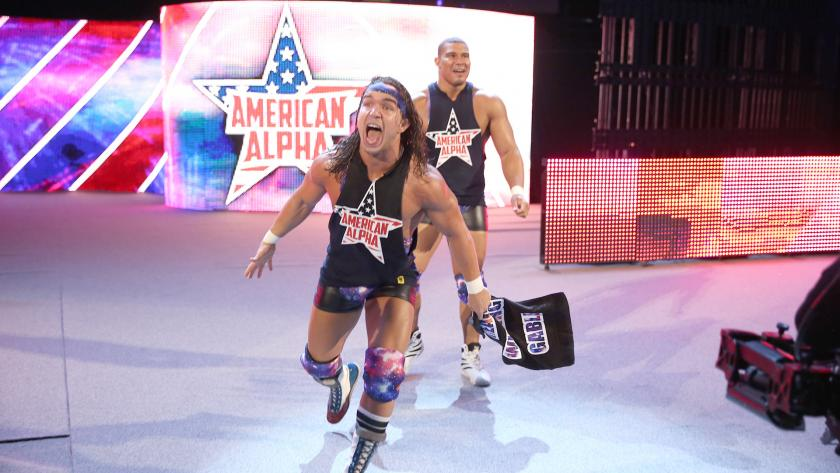 American Alpha Debuts on WWE SmackDown Live (Video)