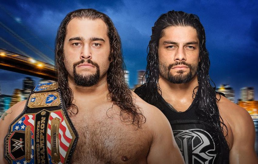 roman reigns rusev summerlsam