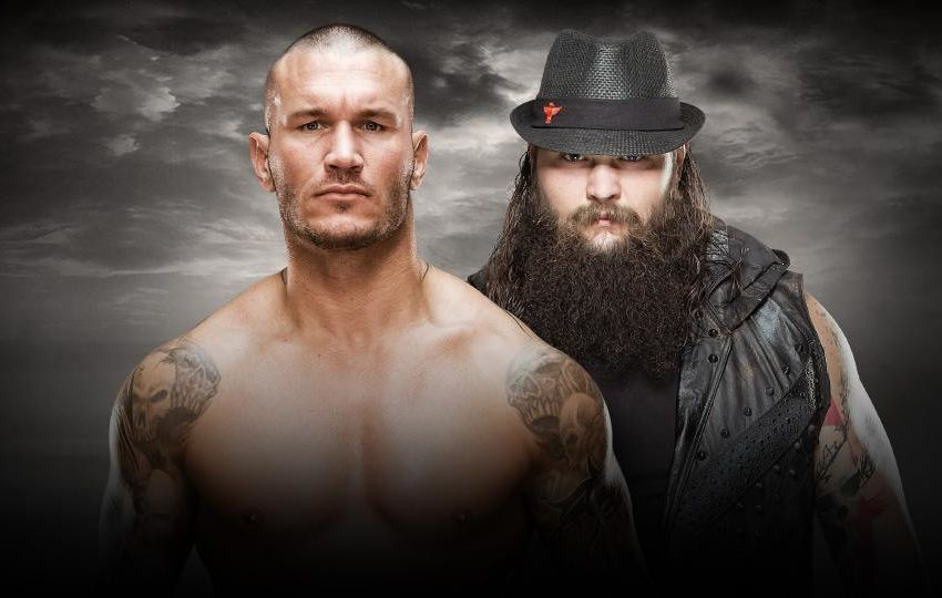 Randy Orton Bray Wyatt No Mercy