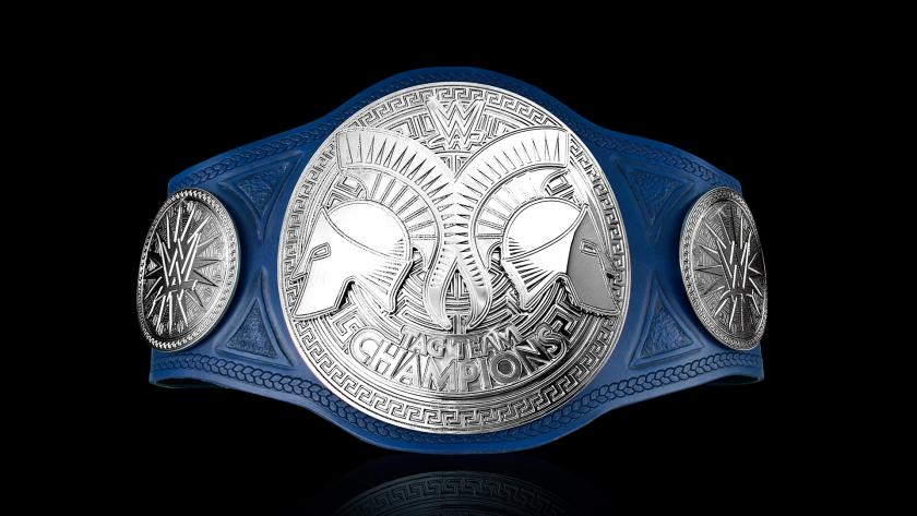WWE SmackDown Tag Team Titles Backlash
