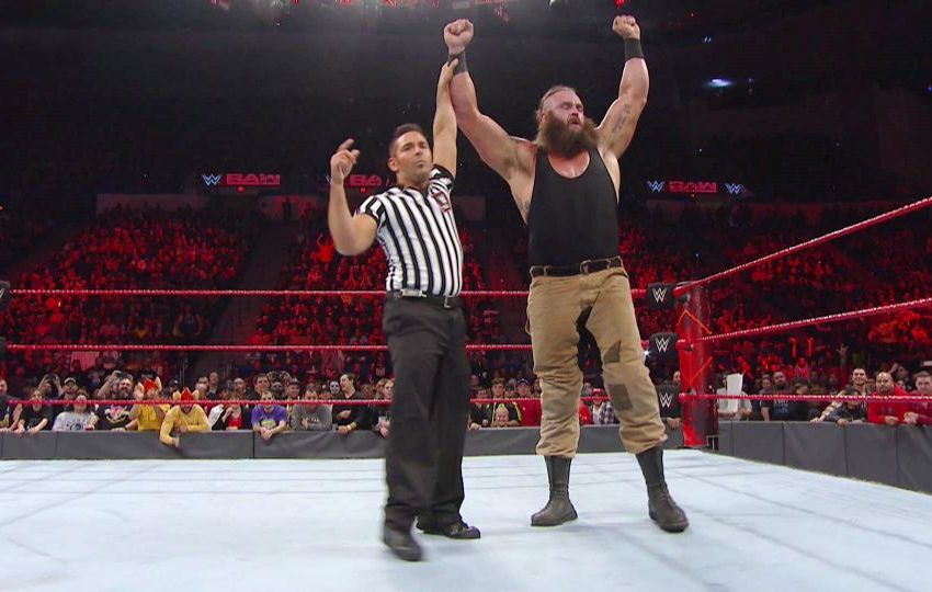 Braun Strowman Survivor Series