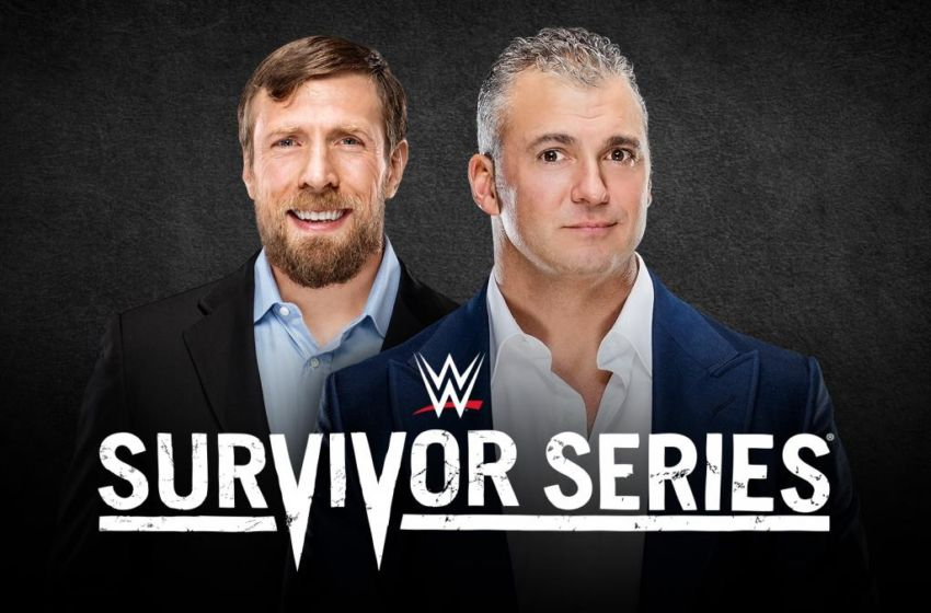 Bryan McMahon Survivor Series