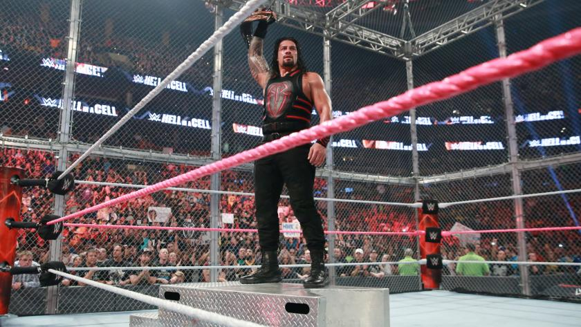 Hell in a Cell Reigns