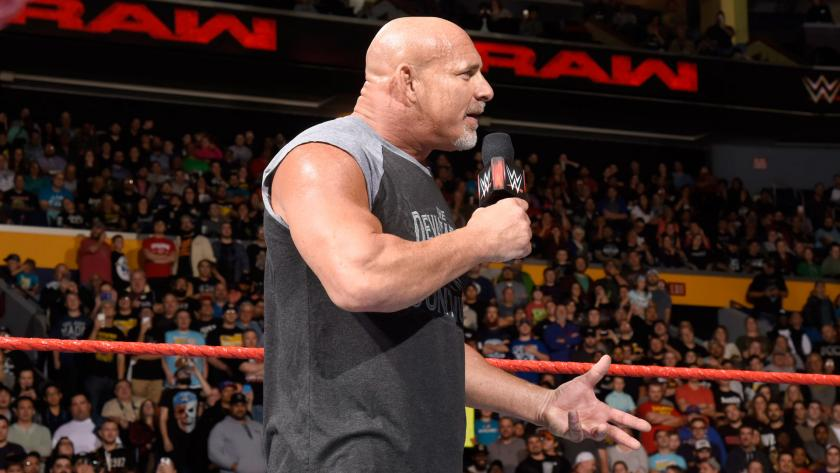 Goldberg Survivor Series