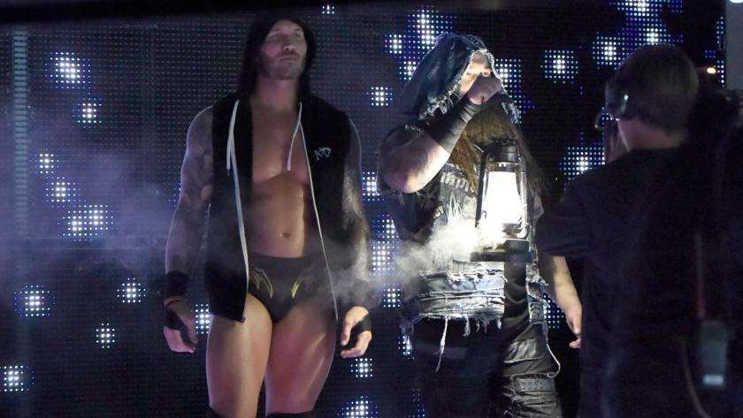 Randy Orton Wyatt WWE