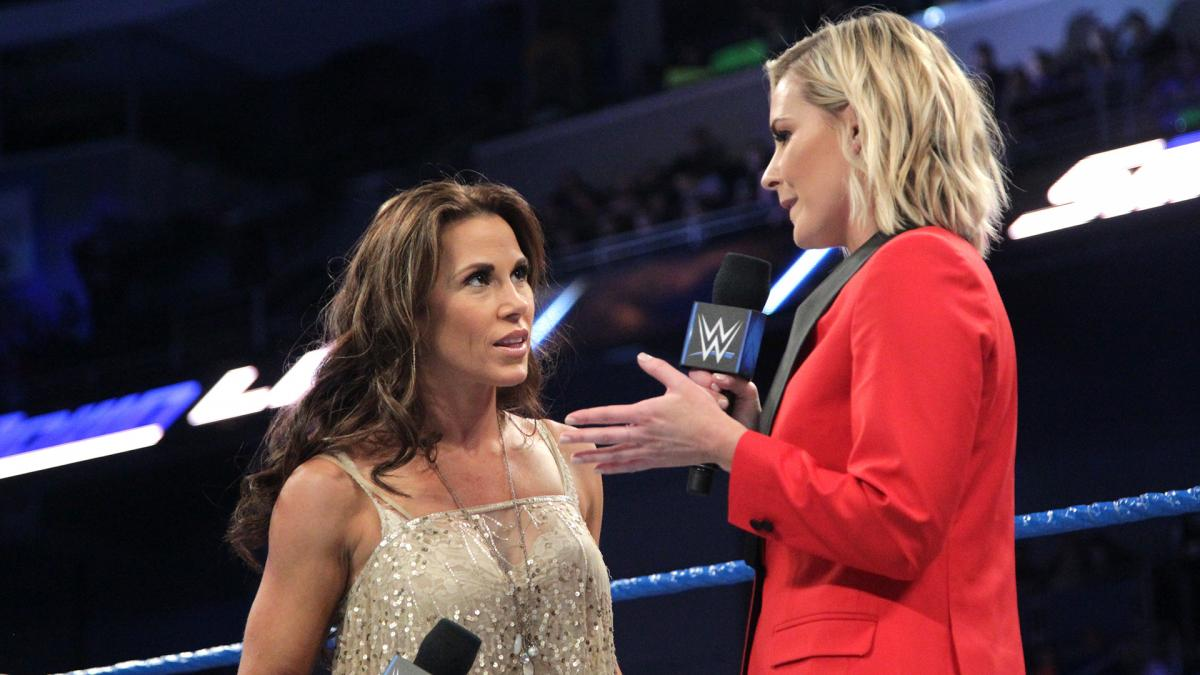 Wwe Revolution Of Mickie James Is Perfect Tie In On Smackdown
