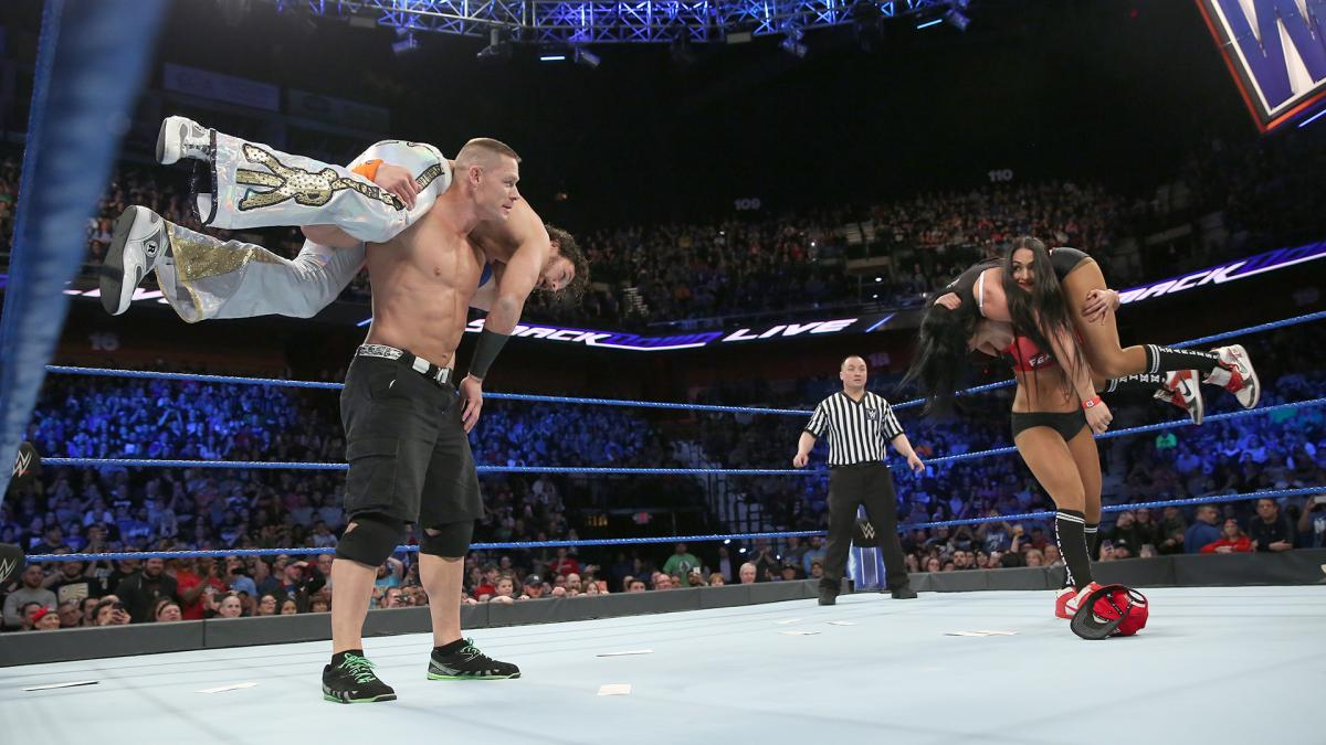 WWE flexes sports entertainment muscle at WrestleMania