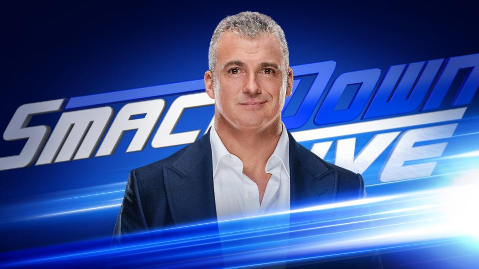 WWE Smackdown: Shane McMahon has challenged AJ Styles at WrestleMania 33