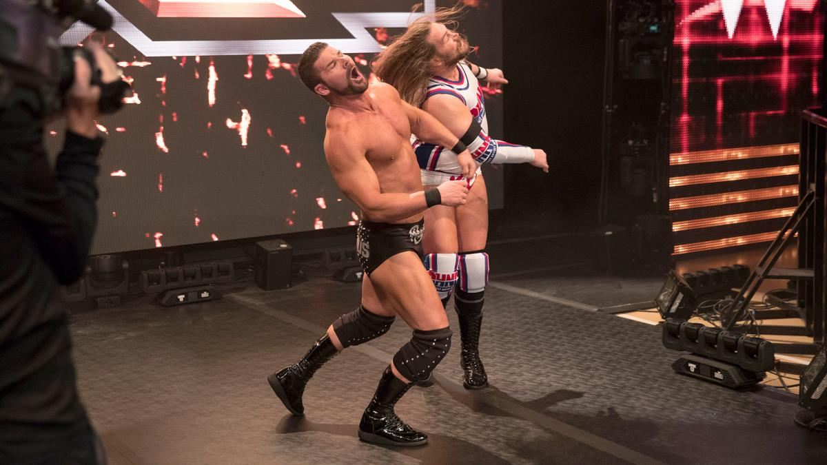 WWE NXT Results: Highl...
