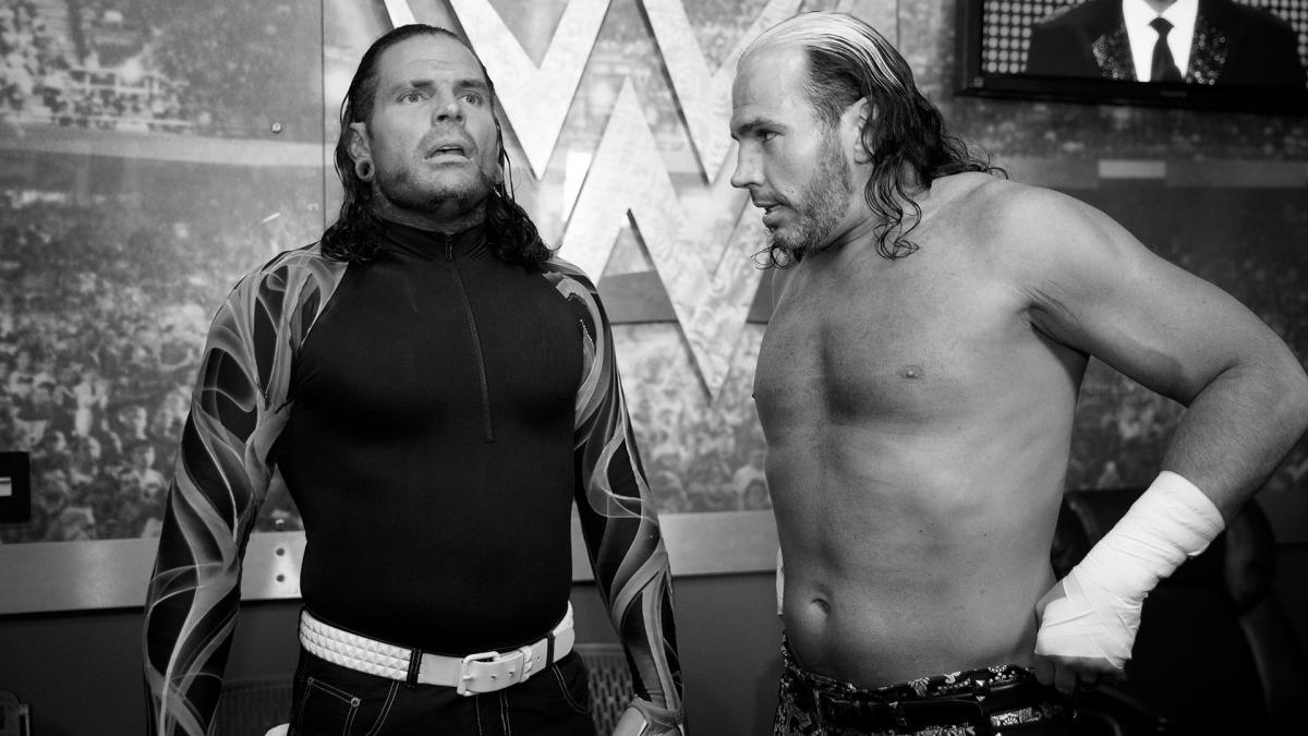 Matt and Jeff Hardy React to WWE WrestleMania 33 Return ...