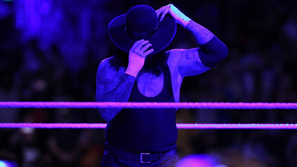 Watch The Undertaker's Last WWE Entrance from WrestleMania ...