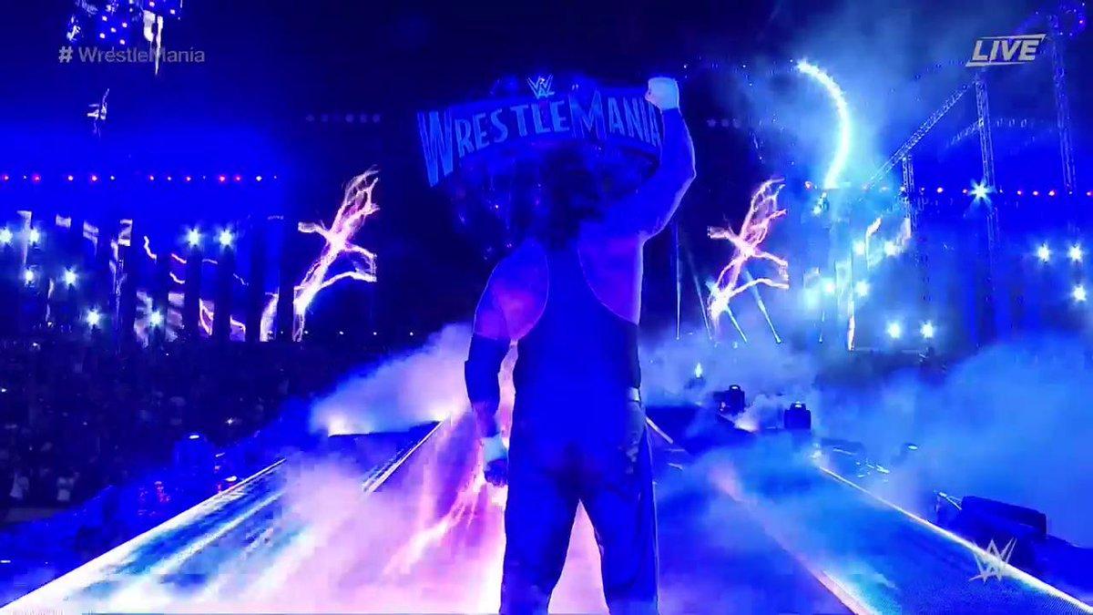 Undertaker Retires to Close WWE WrestleMania 33 (Video)