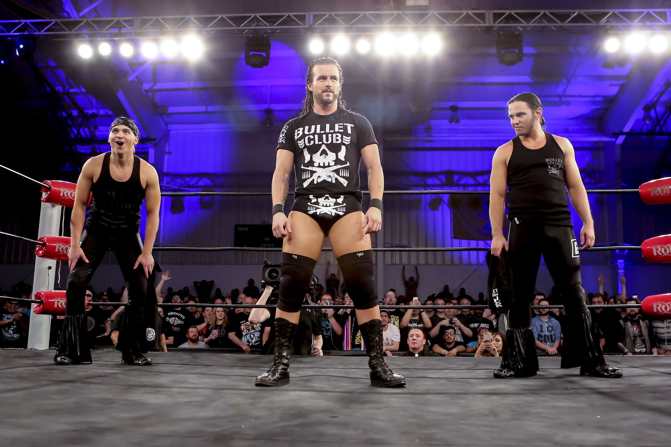Roh War Of The Worlds Uk Tour
