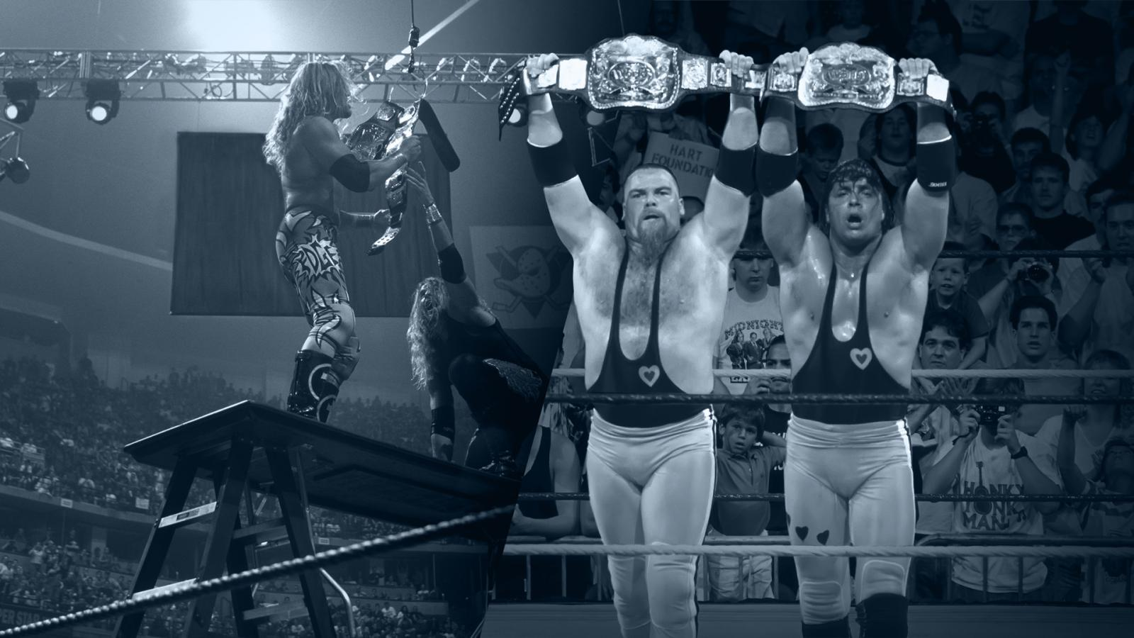 WWE: The 15 Best Tag Team Champions - 146.9KB