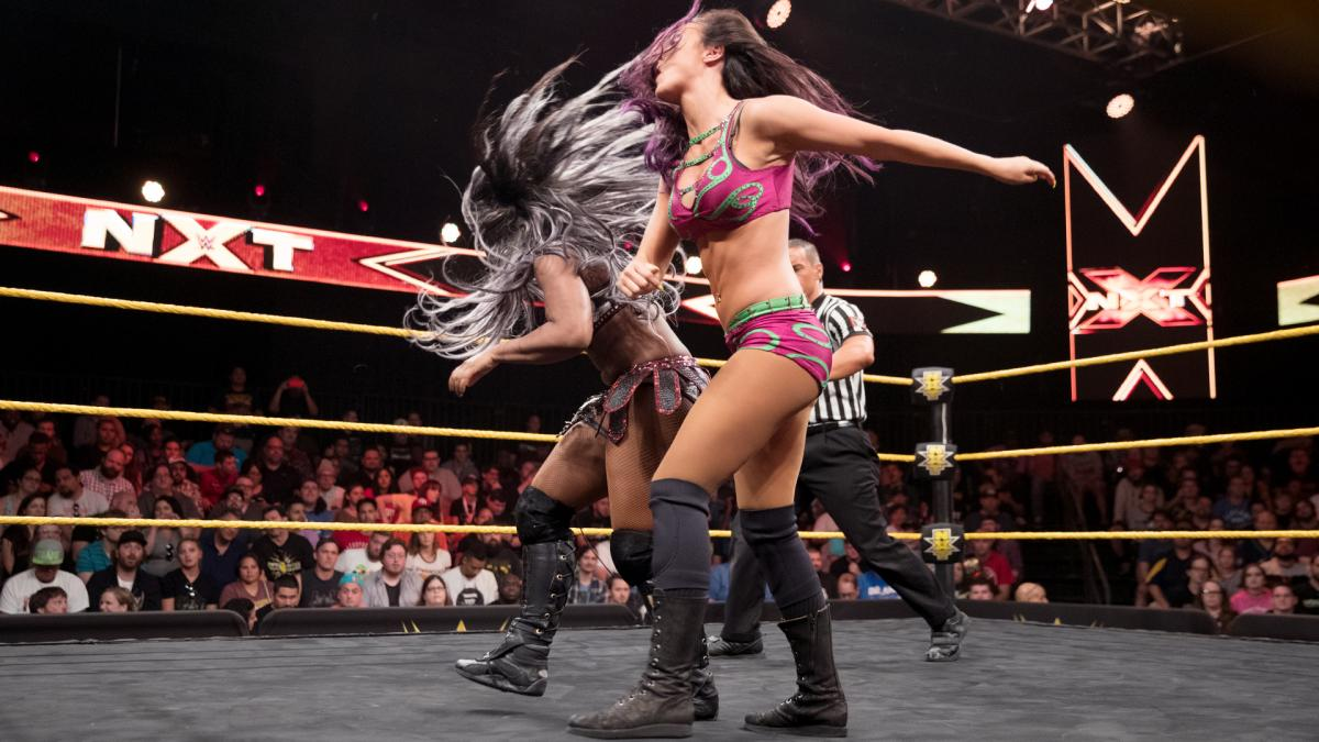 WWE NXT Results: Highlights, Analysis, and Grades for June 21