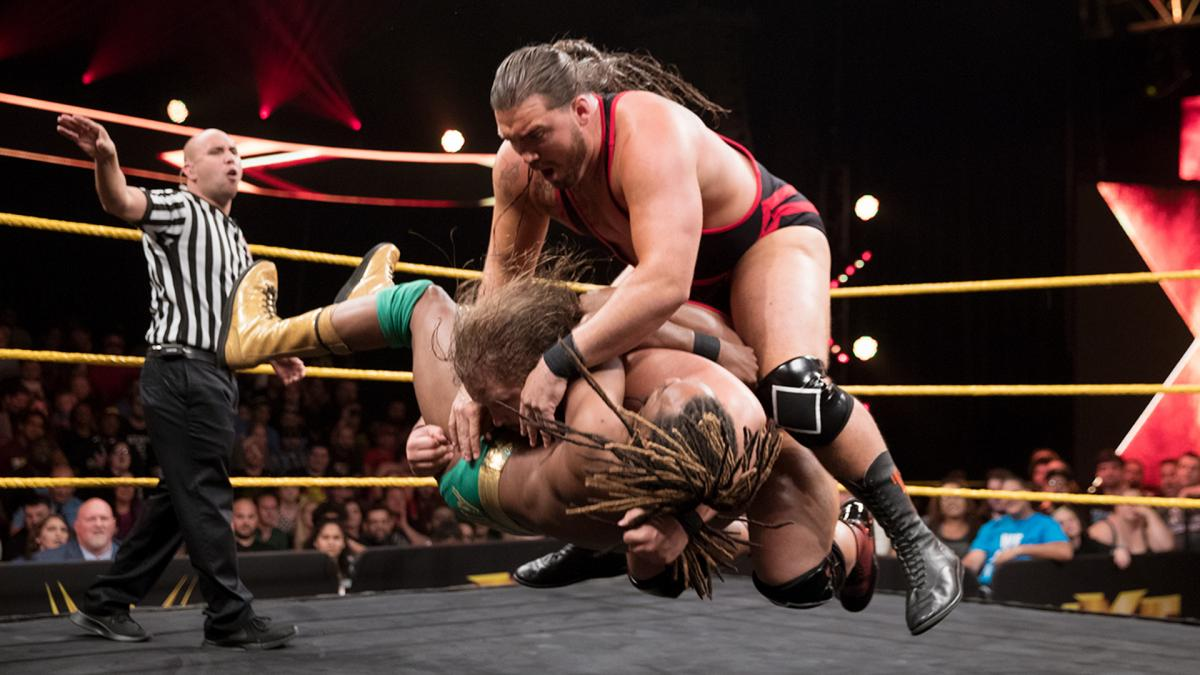 WWE NXT Results: Highlights, Analysis, and Grades for June 7