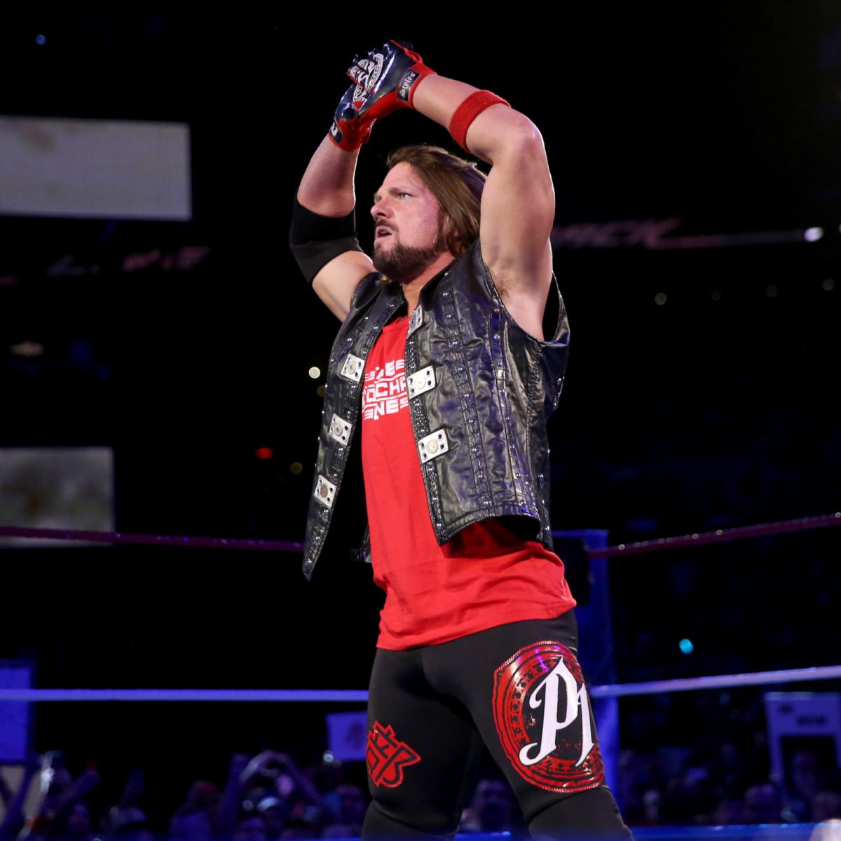 AJ Styles Wins US Championship at WWE MSG
