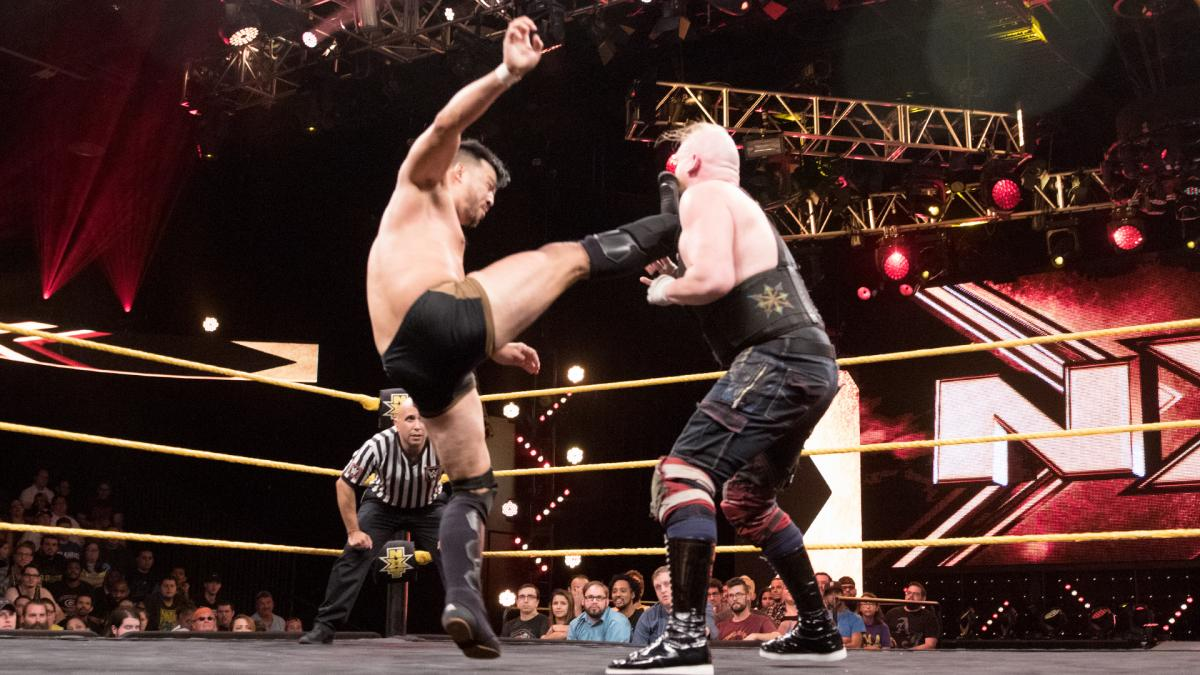 NXT Preview: Strong challenges Roode for the NXT Championship