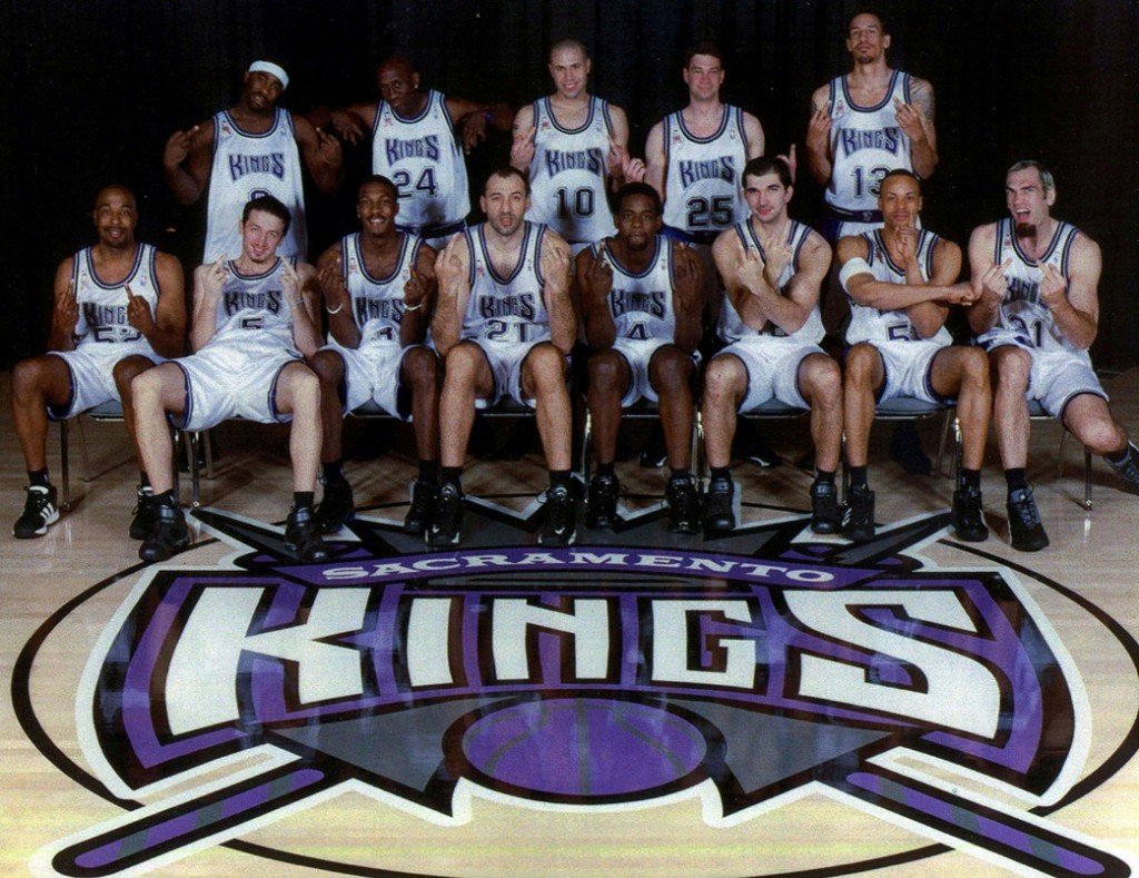 What the Kings think of A Royal Pain - Thanks to Sactown Royalty for the image