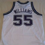 1998-1999 Home Authentic Jason Williams Jersey
