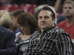 Gavin Maloof at Sleep Train Arena