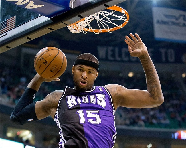 """... """"Effing Female"""", DeMarcus Cousins Isn't Alone In Blame For Ejection"""