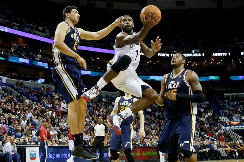 Image result for tyreke evans new orleans