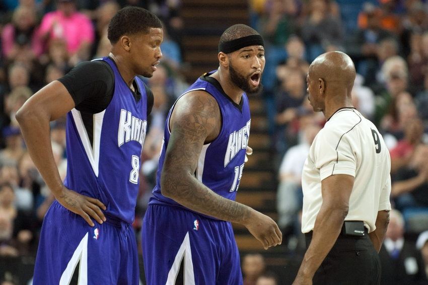 Demarcus-cousins-rudy-gay-nba-memphis-grizzlies-sacramento-kings