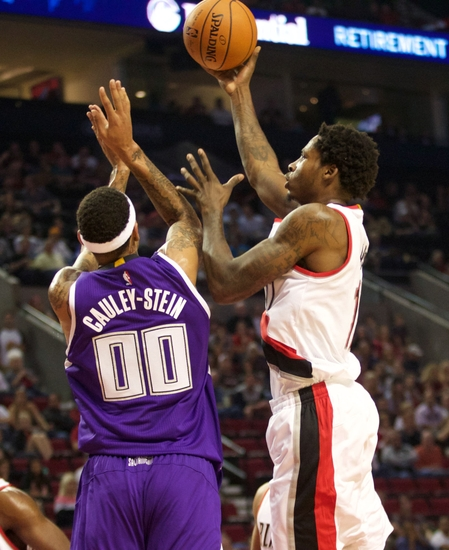 Notes From The Sacramento Kings' First Preseason Game