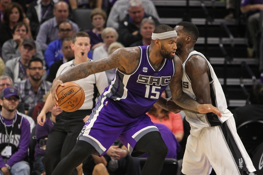 Sacramento Kings Get Stymied By The San Antonio Spurs