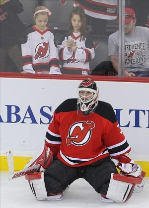 Brodeur Preparing For Shootout