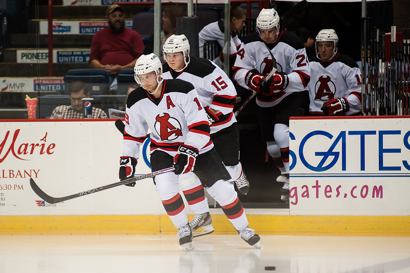 Credit To: Albany Devils Flickr