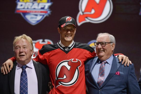 New Jersey Devils 2015 NHL Draft Review - Pucks and Pitchforks