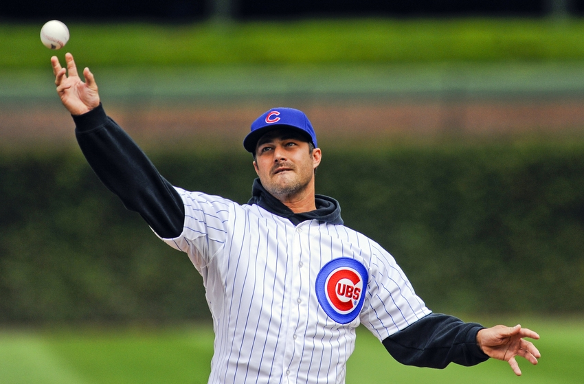 Chicago Cubs welcome former players, celebrity fans to ...