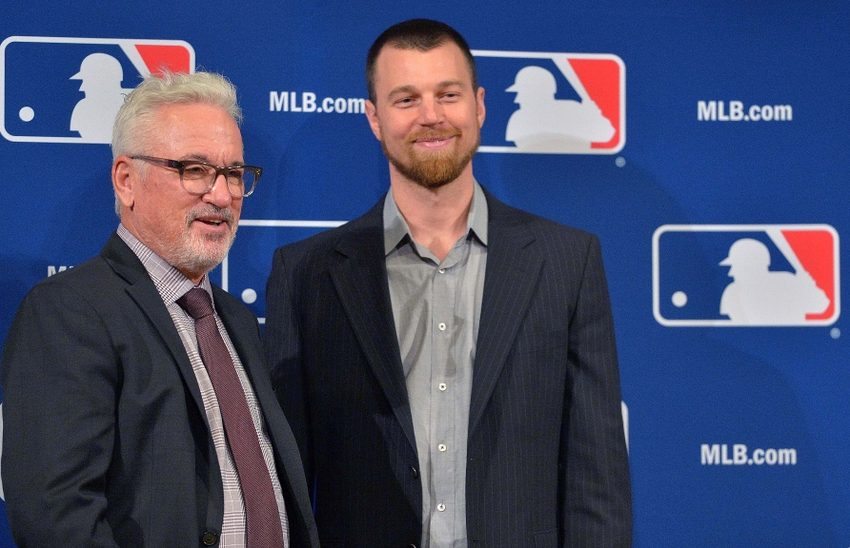 Joe-maddon-ben-zobrist-mlb-winter-meetings