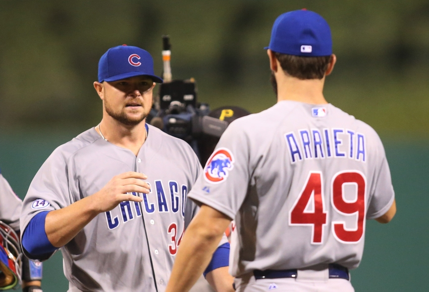 8804184-jon-lester-jake-arrieta-mlb-game-two-chicago-cubs-pittsburgh-pirates