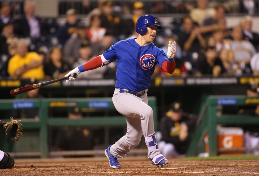 Chicago Cubs: Could Chris Coghlan sneak into the postseason?