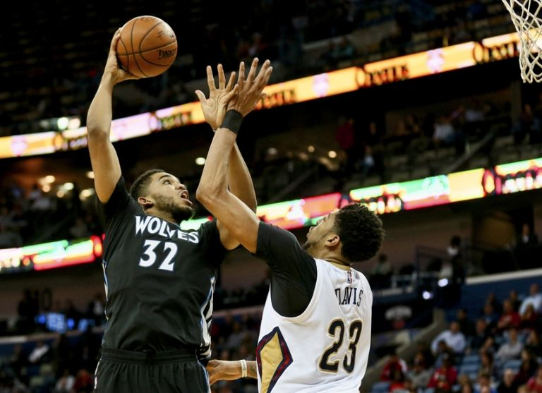 Karl-anthony-towns-anthony-davis-nba-minnesota-timberwolves-new-orleans-pelicans-768x0