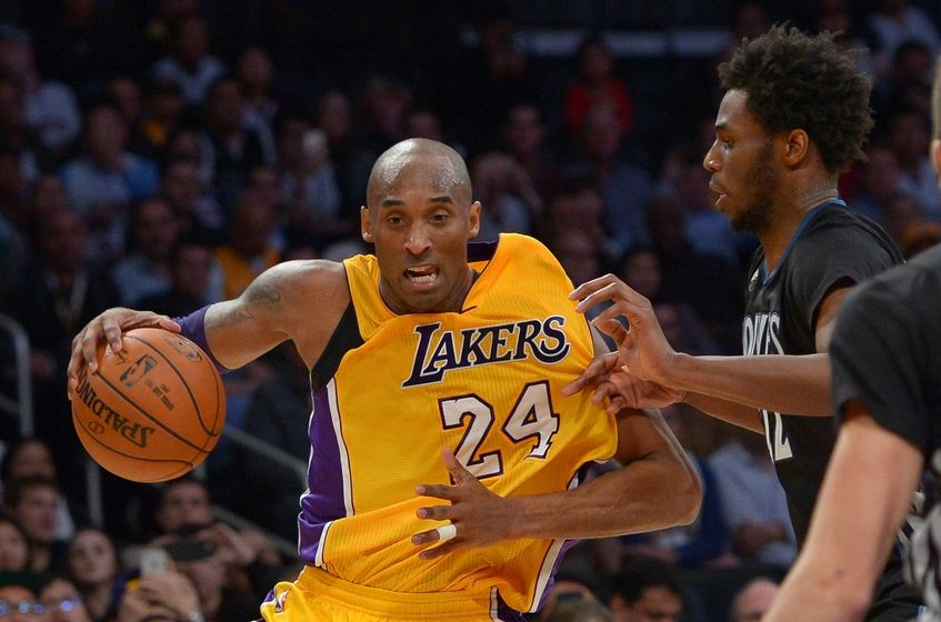 Timberwolves Wrap: Kobe Carries Lakers over Wolves