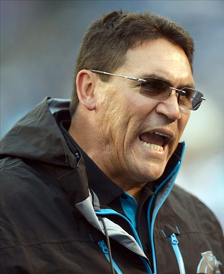 San Diego Chargers Head Coaches: The Panthers New Coaching Staff