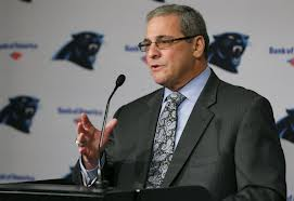 GM Gettleman's moves have been questioned, but his 2nd round selection may have been clairvoyant