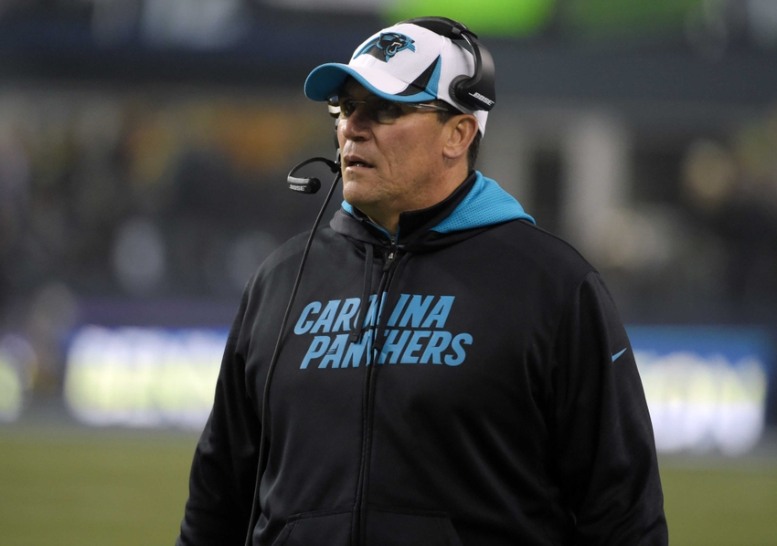 Ron-rivera-nfl-divisional-round-carolina-panthers-seattle-seahawks