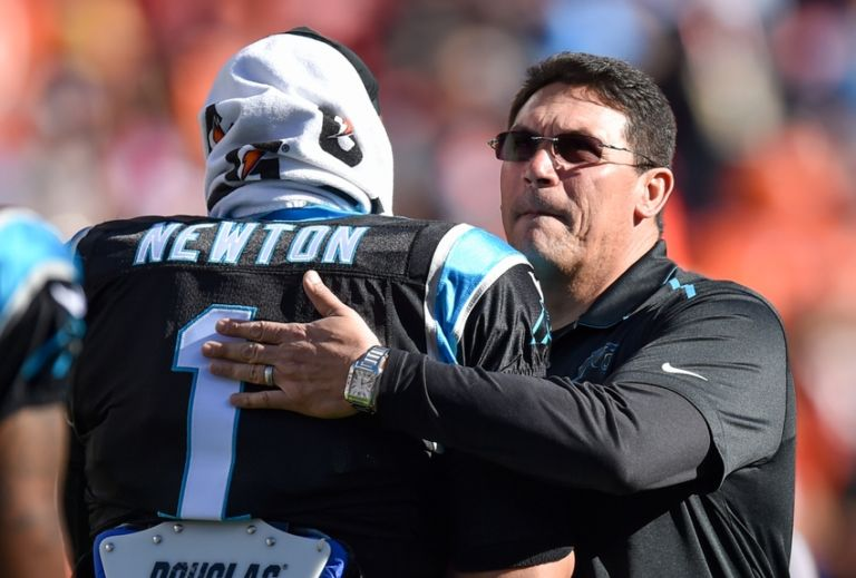 Ron-rivera-cam-newton-nfl-super-bowl-50-carolina-panthers-vs-denver-broncos-1-768x519